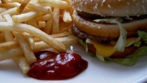 Taxa românească pe fast food nu a avut efecte