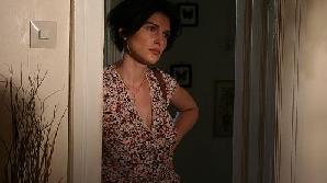 Monica Bîrlădeanu, în rolul din Francesca