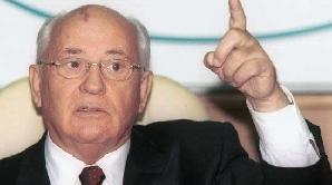 Mihail Gorbaciov vine pe 21 decembrie în România