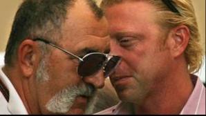 Boris Becker a fost manageriat de Ţiriac în vremurile de glorie