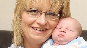 Mama şi copilul