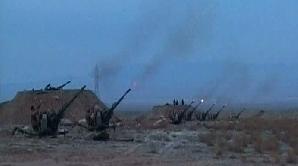 Testări militare în Iran