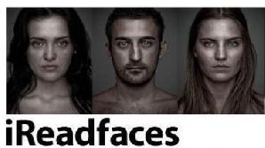 iReadfaces, expoziţie de fotografie semnată de Cristian Radu
