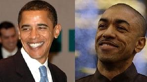 Barak Obama, Mark Obama Ndesandjo