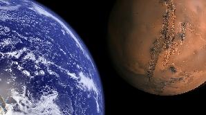 Marte pare să-şi fi trimis deja micorbi spioni pe Terra.