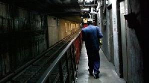 Angajat la metrou