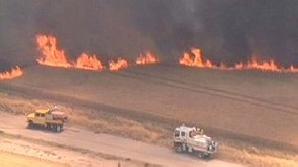 Incendiu în Australia