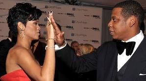 Rihanna a fost lansată în muzică de Jay-Z