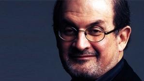 Salman Rushdie a  fost şi în România