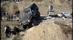 accident off road
