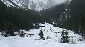 Turist mort în munţii Făgăraş