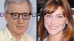 Woody Allen, Carla Bruni