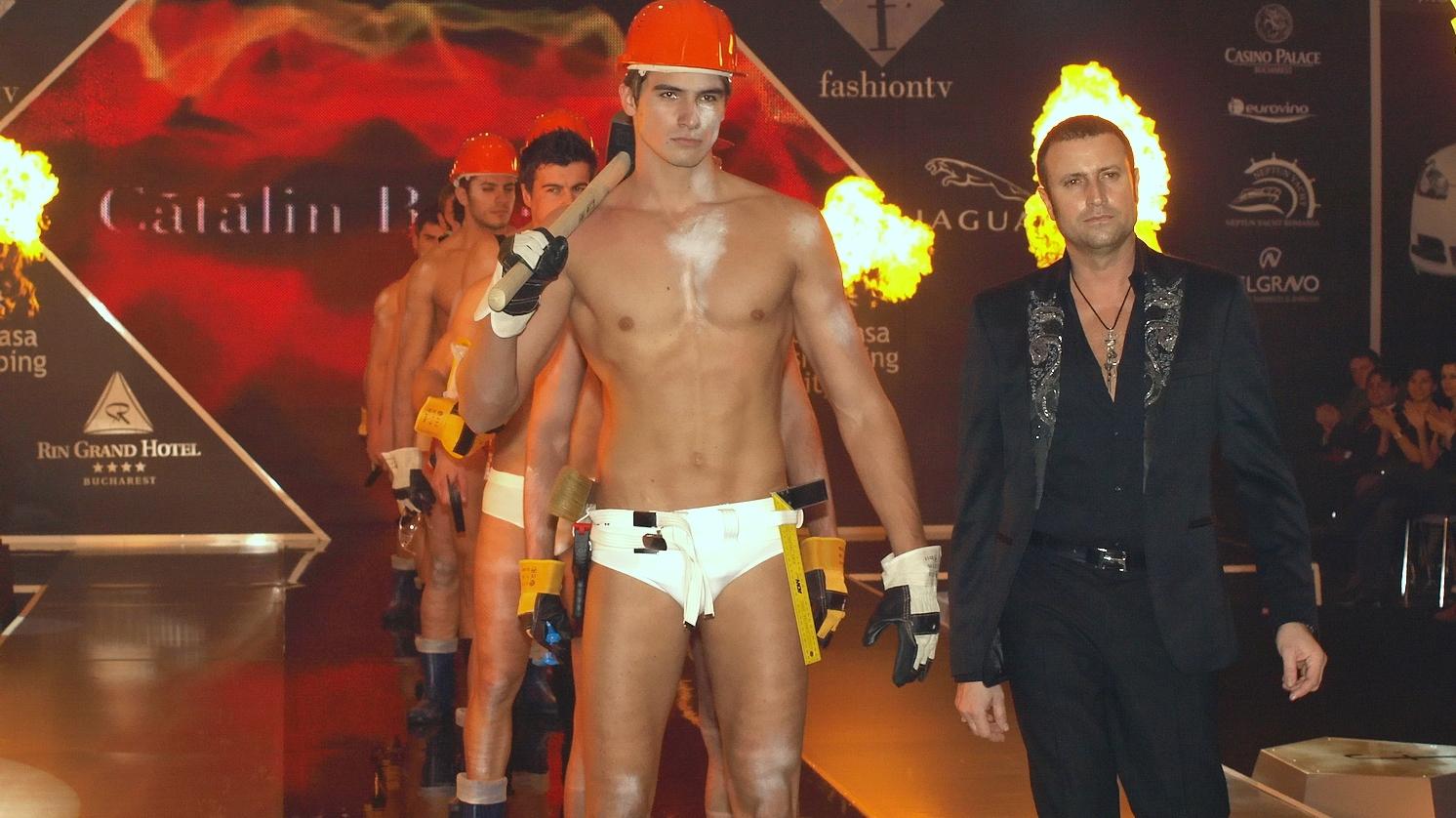 Prezentarea lui Cătălin Botezatu, din 2008