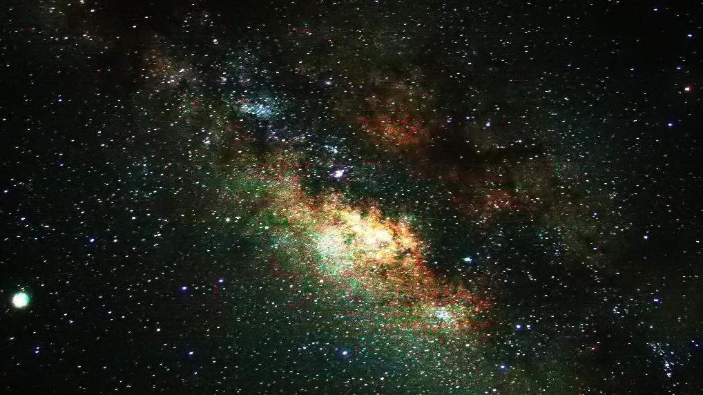 Ca să crească mare, Calea Lactee a muşcat cu poftă din galaxiile vecine