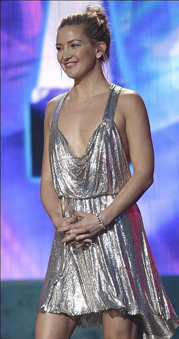 Kate Hudson la decernarea American Music Awards