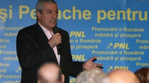 Călin Popescu Tăriceanu pare convins că Băsescu a lovit