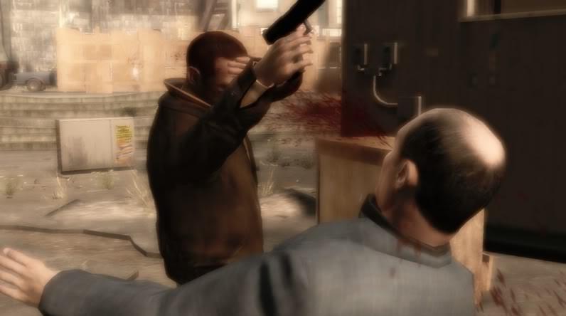 Execuţia lui Vlad în GTA IV