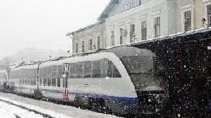 Circulaţia feroviară spre şi dinspre Constanţa este închisă între staţiile Dâlga şi Dor Mărunt