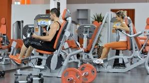 Clujenii merg în număr mare la sălile de fitness