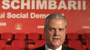 Pierderea alegerilor de către PSD pare să-i fi lăsat un gust amar lui Năstase