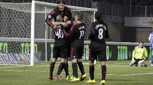Ajax Amsterdam a înscris 14 goluri unei formaţii de amatori, în Cupa Olandei