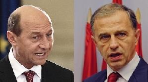Traian Băsescu Mircea Geoană