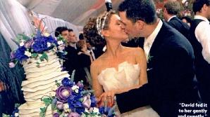 Alyssa Milano, în ziua nunţii