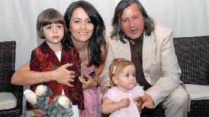 Amalia Năstase îşi va petrece sărbătorile în familie