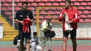 Ando, din nou aproape de echipa sa de suflet / FOTO: www.fcdinamo.ro