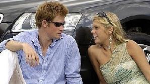 Prinţul Harry, Chelsea Davy/Foto: princeharry.co.uk