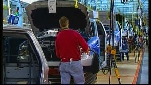 Vânzările de maşini au scăzut enorm în 2009