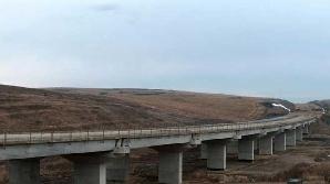 Semimataronul a avut loc la km 47 al autostrăzii