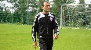 Ionuţ Badea revine în Liga I ca antrenor la Curtea de Argeş