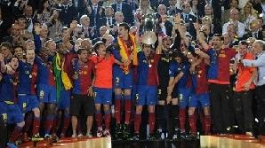 Barca a intrat în istorie cu 6 trofee câştigate în 2009