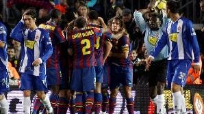 Barcelona a obţinut o victorie cu cântec