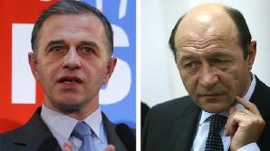 Basescu si Geoana
