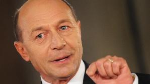 Traian Băsescu: Preşedintele nu se ocupă cu chemări la DNA