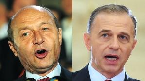 Traian Băsescu şi Mircea Geoană câştigă voturi în plus, şi după alegeri