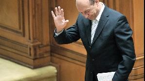 Traian Băsescu a intrat în cel de-al doilea mandat prezidenţial
