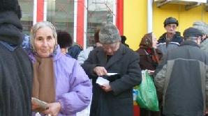 Pensionarii sibieni se împrumută la CARP pentru cadouri şi masa de Crăciun