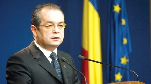 Emil Boc a fost desemnat pentru funcţia de prim-ministru