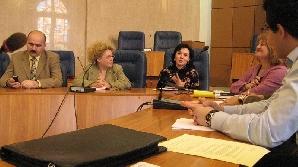 Consiliul Local Bacau în şedinţă