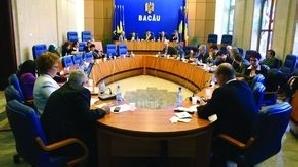 Consiliul Local Bacău în şedinţă