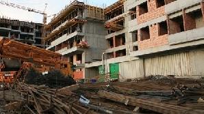 Blocuri în construcţie