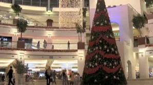 Turcii au adoptat simbolurile Crăciunului/Foto: Realitatea TV