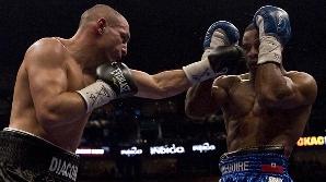 Diaconu a pierdut lupta pentru centura mondială la categoria semigrea, versiunea WBC