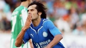 Dică a marcat al patrulea gol al său pentru Iraklis