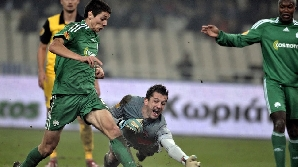Dolha a gafat incredibil la primul gol al grecilor