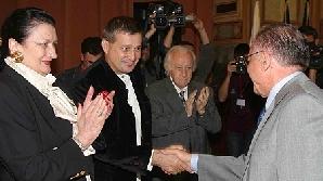 Mircea Dinescu, un poet devenit susţinător al stângii