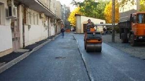 19 străzi vor fi modernizate